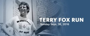 Annual Terry Fox Run @ Repsol Place Hospitality Room