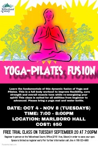 Yoga Pilates Fusion in Marlboro @ Marlboro Community Hall  | Alberta | Canada