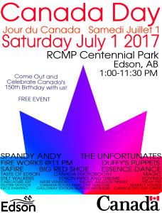 Canada Day  @ RCMP Centennial Park