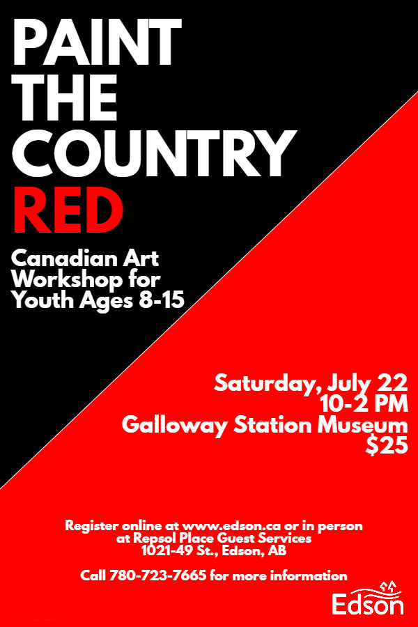 Paint The Country Red July 22