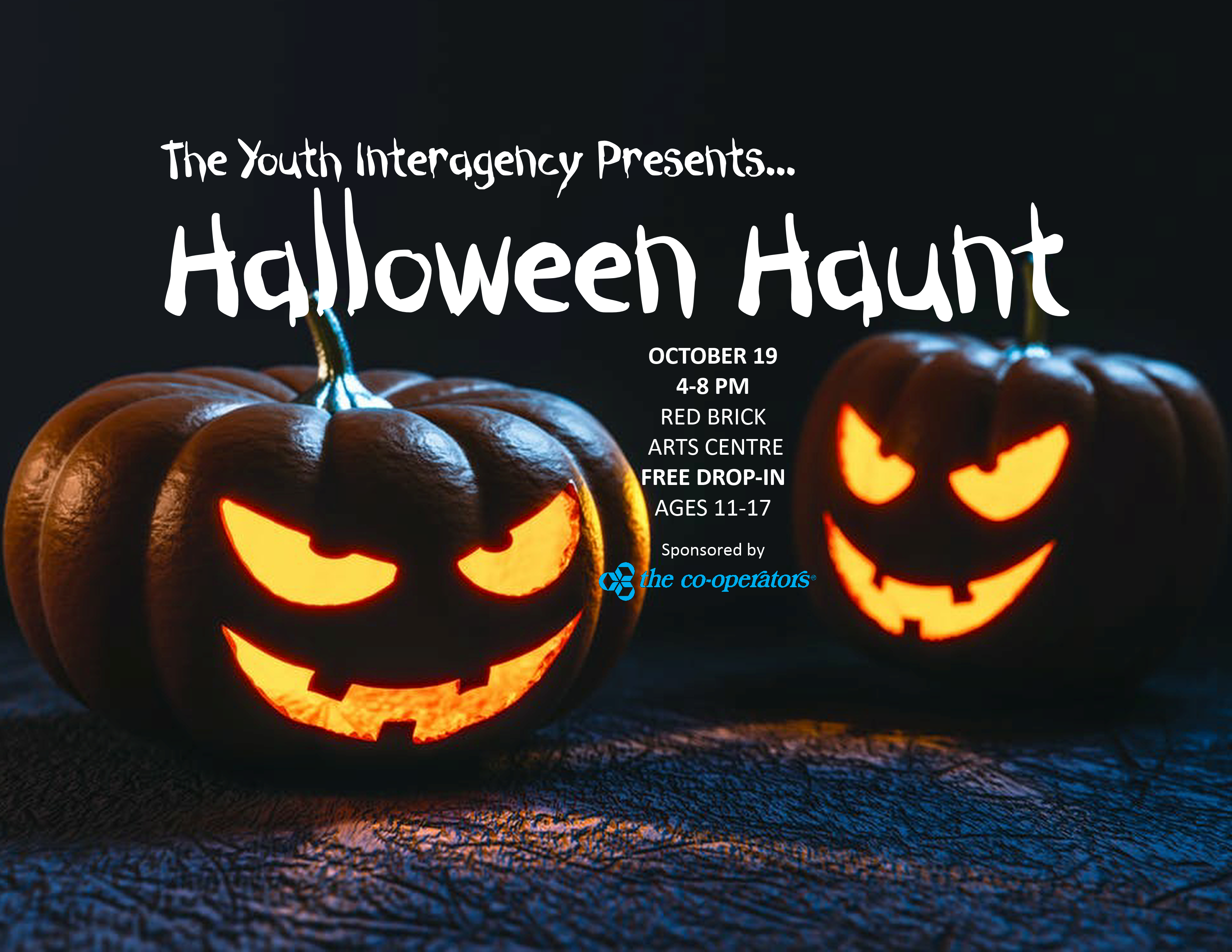 Halloween Haunt | Edson and Area Events