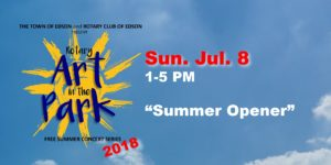 Rotary Art in the Park - Summer Opener @ Centennial Park