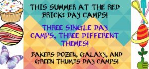 Galaxy Day Camp @ Red Brick Arts Centre and Museum | Edson | Alberta | Canada