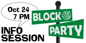 Block Party Information Session @ Galloway Station Museum & Travel Centre