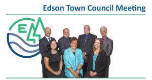 Town Council Meeting @ Edson Town Office | Edson | Alberta | Canada