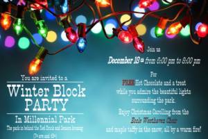 Winter Block Party @ Millennium Park | | |