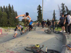 Skate Park Luau @ Edson Rotary Skateboard Park & Pump Track
