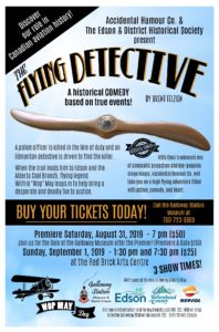 The Flying Detective WOP MAY DAYS @ The Red Brick Arts Centre