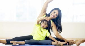 Parent & Tot Fitness (Indoors) @ Red Brick Studio A