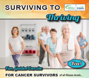 Surviving to Thriving @ Alpine Health Club