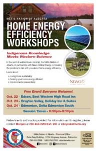 Energy Efficiency Workshop @ Best Western High Road Inn