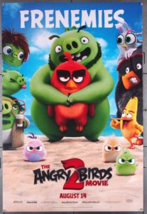 Free Movie Friday - Angry Birds 2 @ Edson & District Public Library