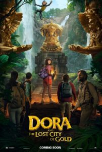 Free Movie Friday - Dora and the Lost City of Gold @ Edson & District Public Library