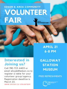 Volunteer Fair @ Galloway Station Museum