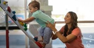 Parent & Tot Fitness @ Red Brick Arts Centre (Upstairs Studio)